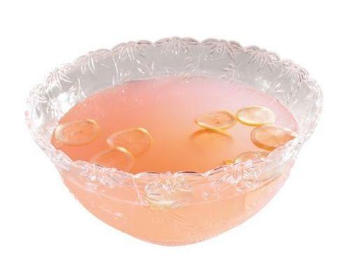 Emi Yoshi Emi 184 8 Qt Plastic Punch Bowl Clear 6 Cs Foodservice Websource
